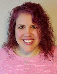 Photograph of Ursula DiPasquale, TeleFitness Coordinator